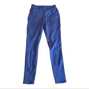 Navy Blue PopFit Kaylee Leggings Pockets S full